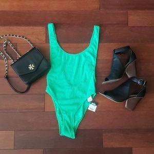 Topshop bathing suit sz 4 new